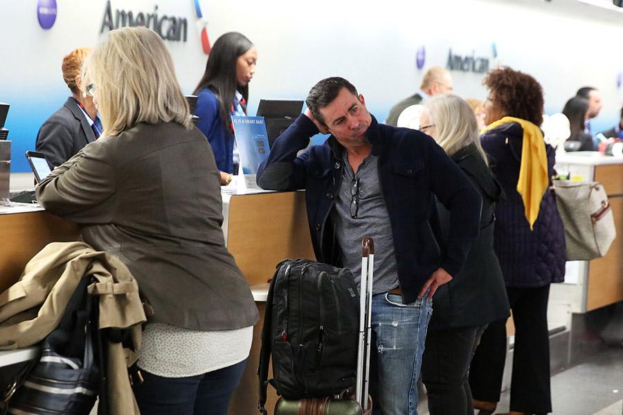 Аэропорт имени Джона Кеннеди вСША остановил работу