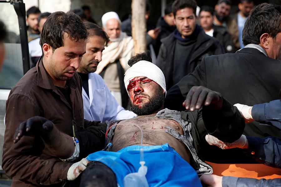 Вмеждународной Организации Объединенных Наций (ООН) осудили теракт вКабуле