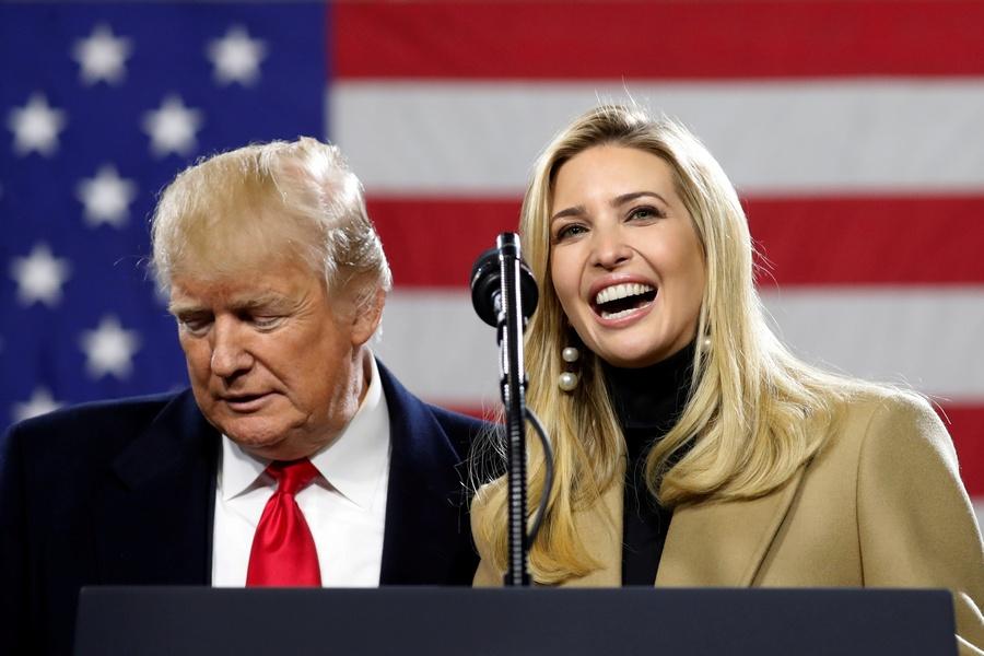Дочь Трампа возглавит делегацию США назакрытии Олимпиады