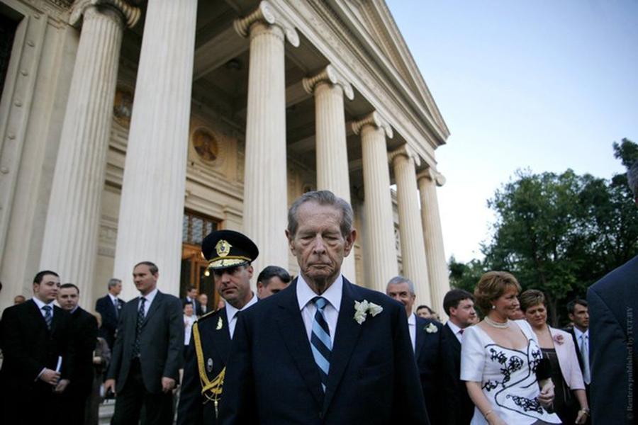 Вовремя борьбы слейкемией скончался последний монарх Румынии Михай I