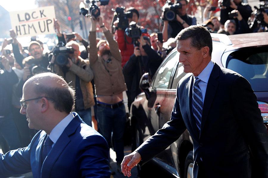 Флинн признал дачу ложных показаний ФБР по контактам с Кисляком по «российскому делу»