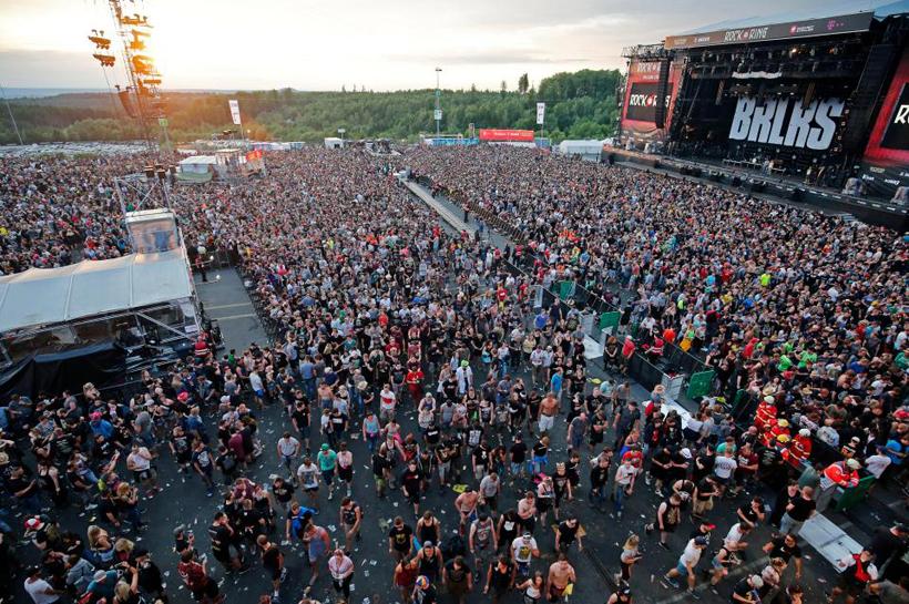 ВГермании из-за угрозы теракта эвакуируют гостей рок-фестиваля Rock amRing