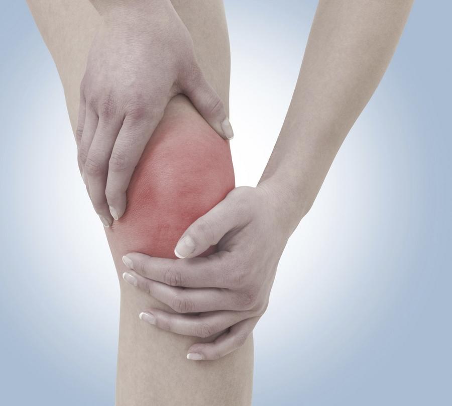 опухоль коленном суставе