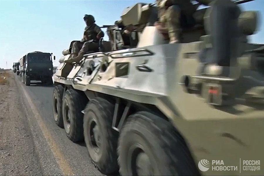 Минобороны Российской Федерации опровергло захват вСирии вплен военныхРФ