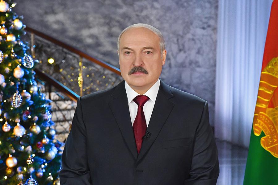 Поздравление с новым годом президента республики