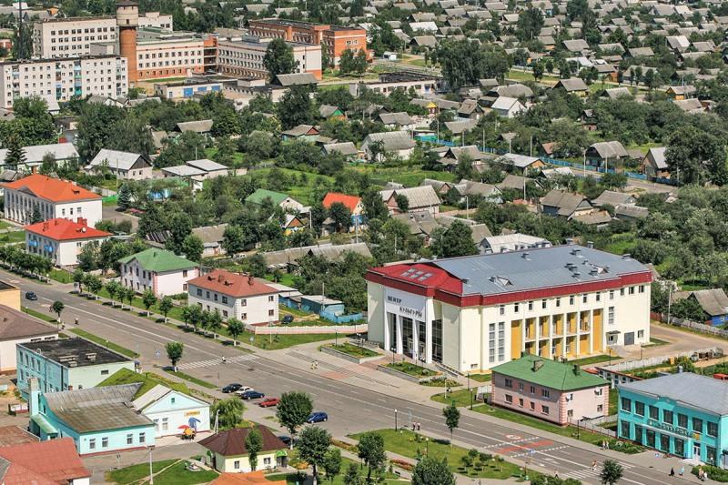 Более ста объектов реконструируют и благоустроят в Белыничах ко ...