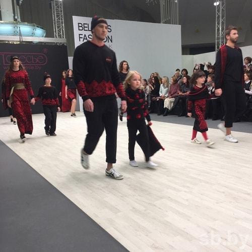 Белорусская неделя моды представляет новые коллекции