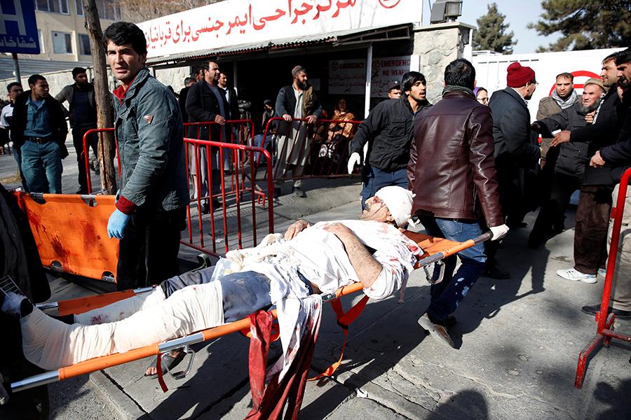 ВКабуле произошел мощнейший взрыв: есть жертвы, ранены десятки людей