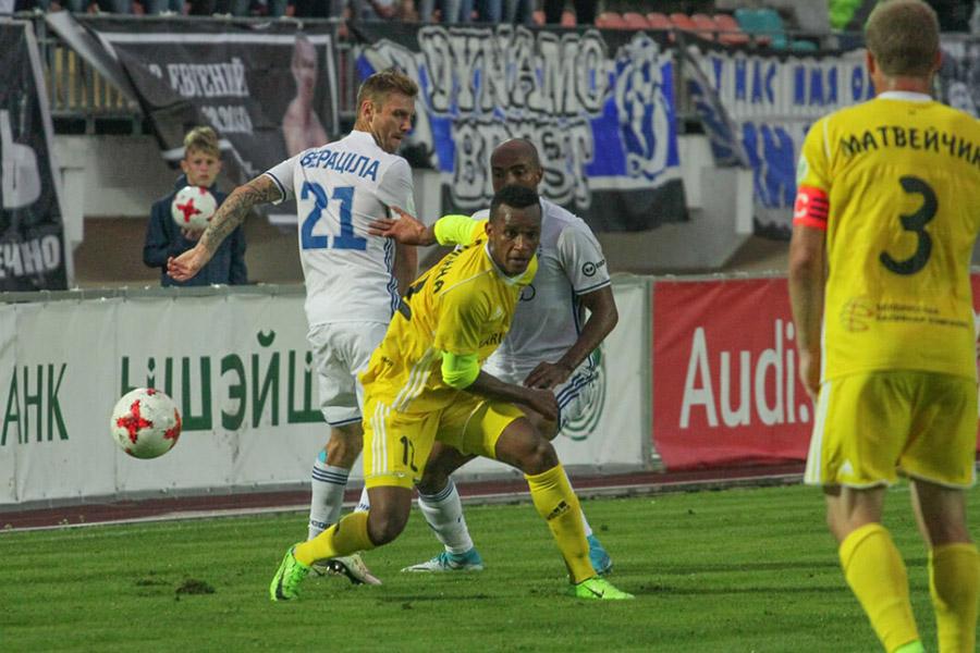 Чешские арбитры рассудят матч футболистов БАТЭ и«Александрии» вЛиге Европы