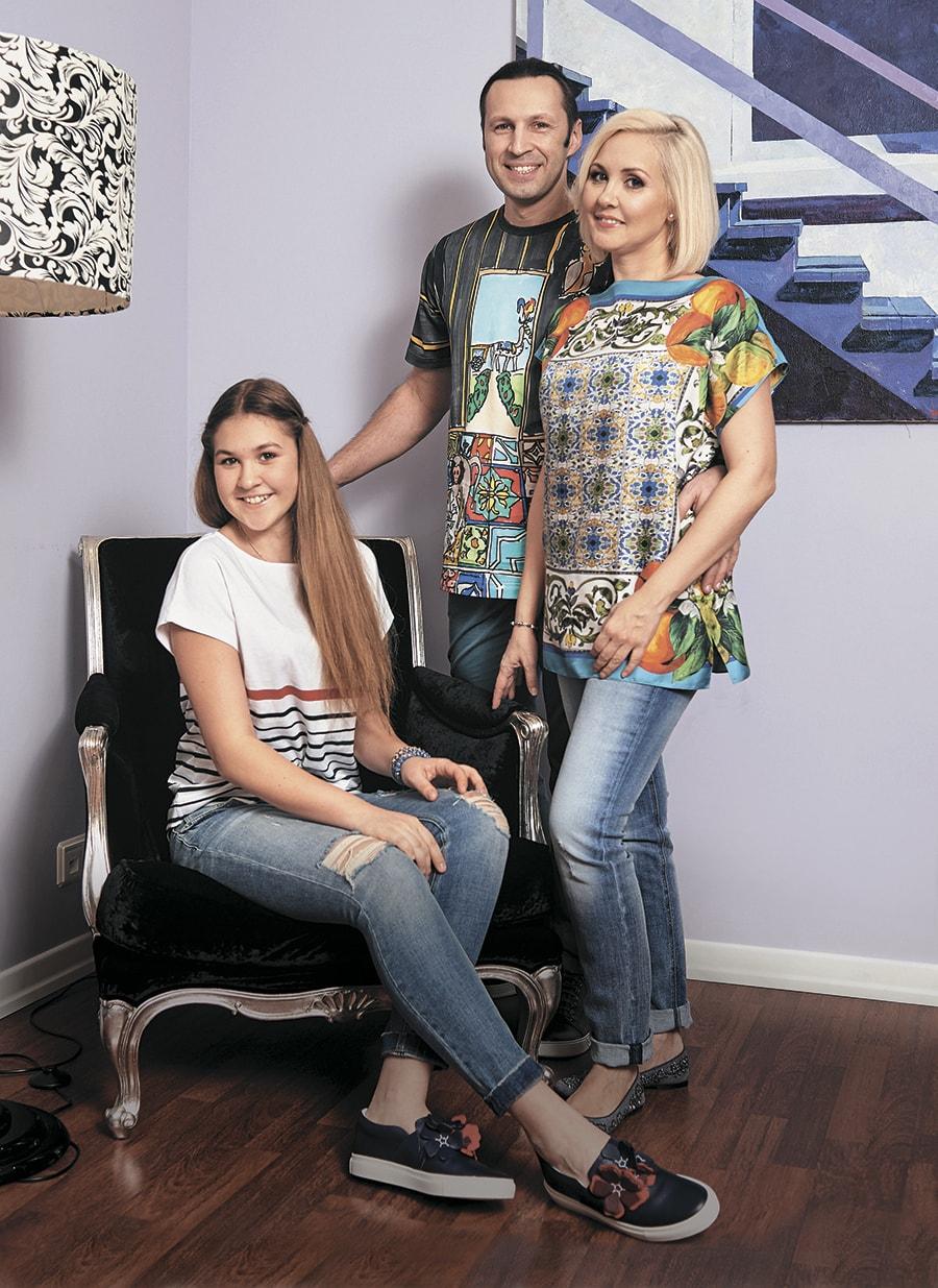 Василиса володина и ее дети фото
