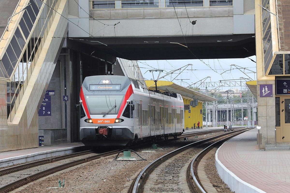 Билеты на поезд Минск-Москва пользуются спросом.