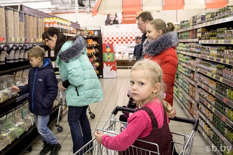 Осенью инфляция в Белоруссии ускорилась до1,2%