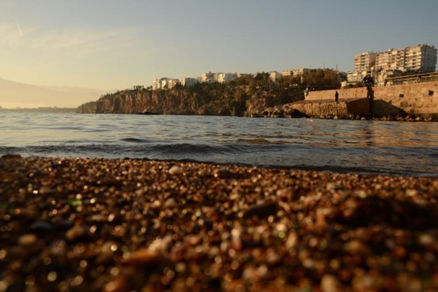 ВЭгейском море уберегов Турции случилось землетрясение магнитудой 4,5