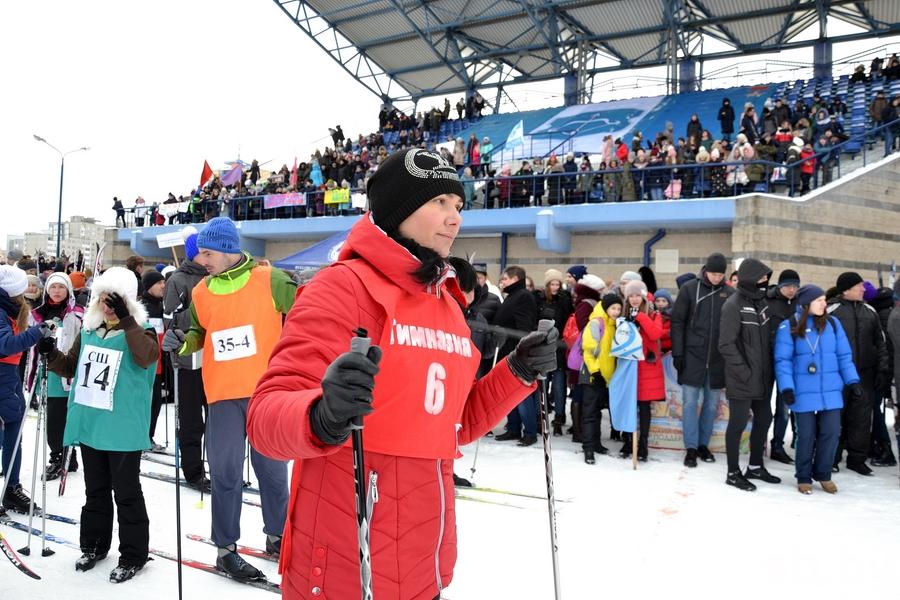 «Брестская лыжня» собрала 160 участников состязаний и свыше тысячи болельщиков
