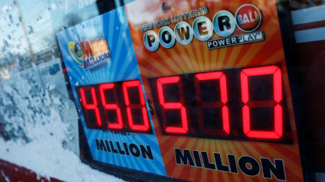 Во Флориде продали лотерейный билет стоимостью в $450 млн