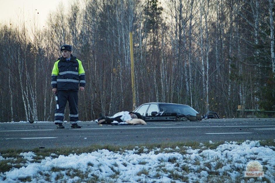 ВСветлогорском районе вДТП сфурой погибли два человека