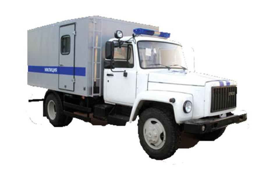 Минская полиция распродаёт старые автозаки через аукцион в Твиттер