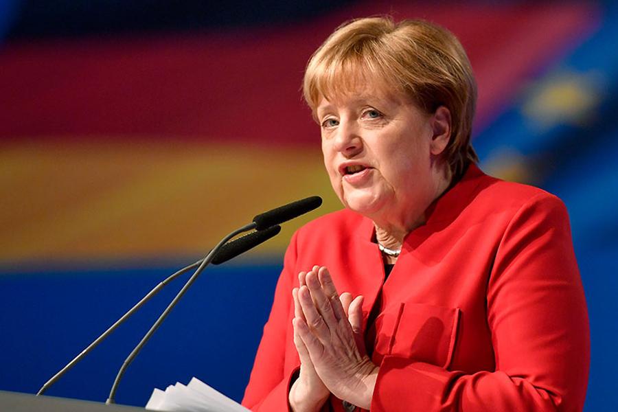 Меркель сделала громкое объявление  обответственности заХолокост