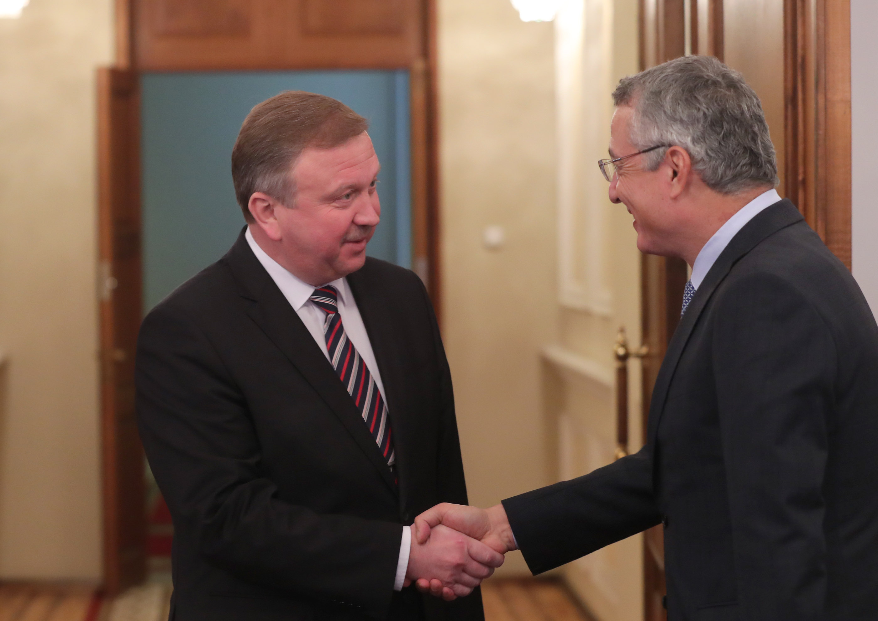 Переговоры овступлении Белоруссии вВТО находятся назавершающей стадии