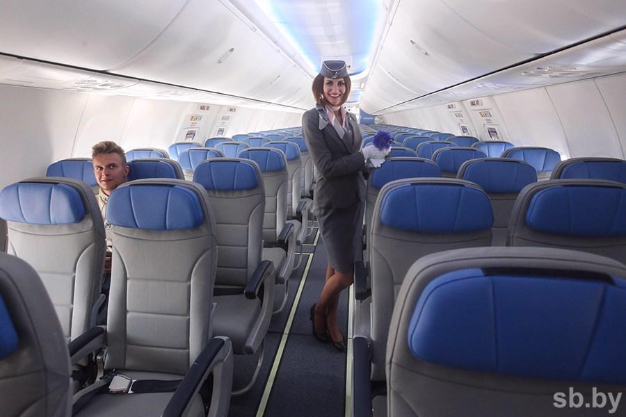 В государственном аэропорту Минск задерживаются рейсы