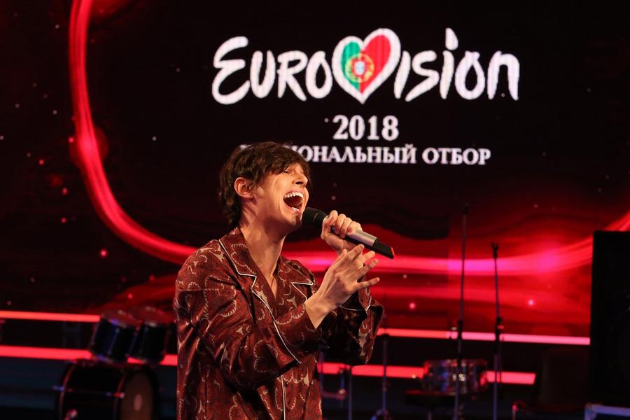 Белтелерадиокомпания неимеет отЛапиной данных оснятии сотбора «Евровидения»