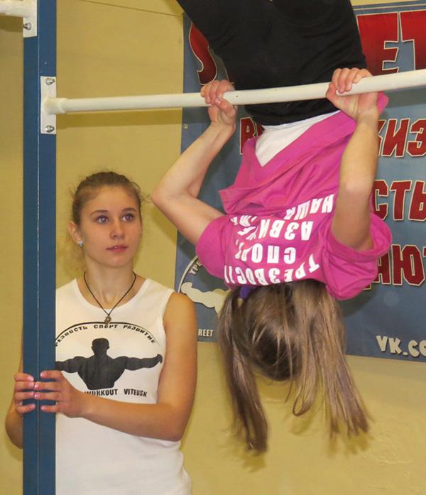 Фестиваль здорового образа жизни Street Workout прошел в Витебске, фото-8
