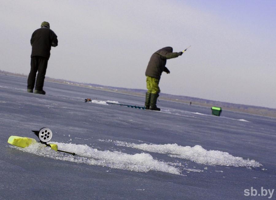 Любитель зимней рыбалки утонул в Рогачевском районе