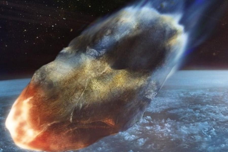 Земля в опасности: над нашей планетой 12 октября пролетит гигантский астероид