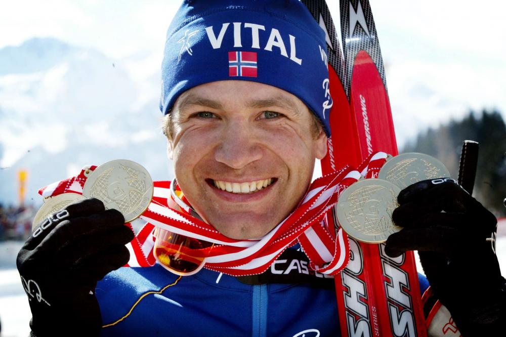 Бьорндален может выступить наОлимпиаде 2018 года вспринтерской гонке