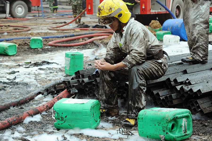 Прелестный салют: взрыв назаводе пиротехники в КНР забрал жизни 7-ми человек