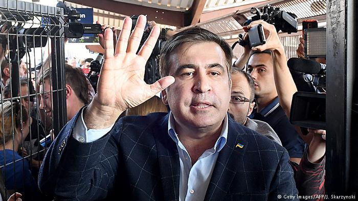 Саакашвили проиграл суд посвоему иску кМиграционной службе