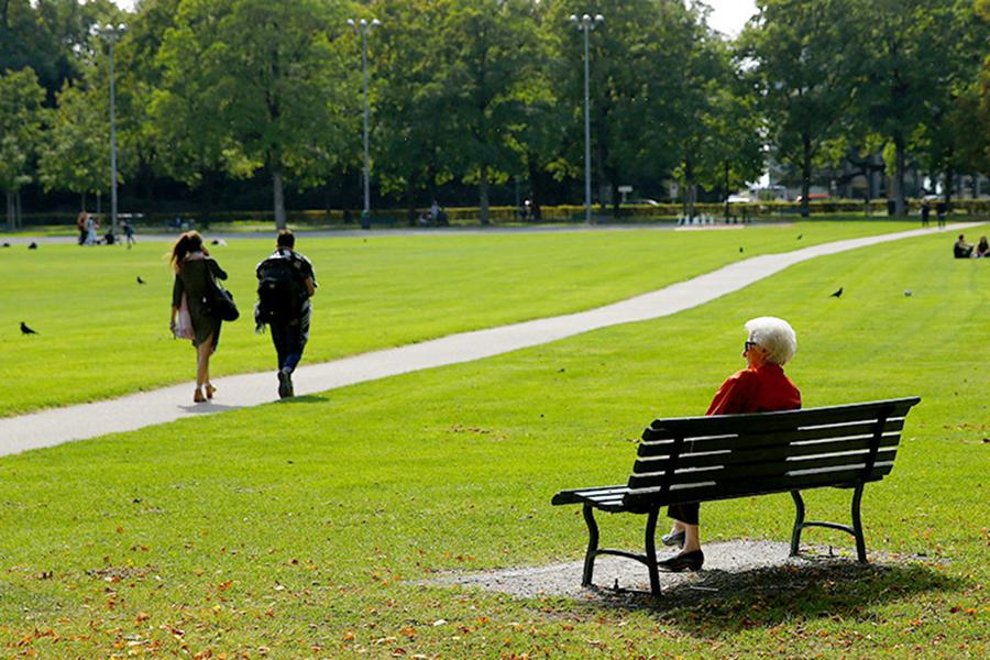ВШвейцарии ввоскресенье состоится референдум оповышении пенсионного возраста