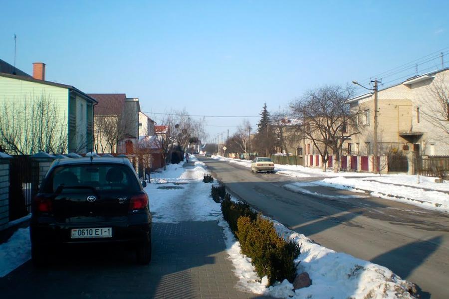 Когда на улице Гагарина в Бресте начнут благоустройство?