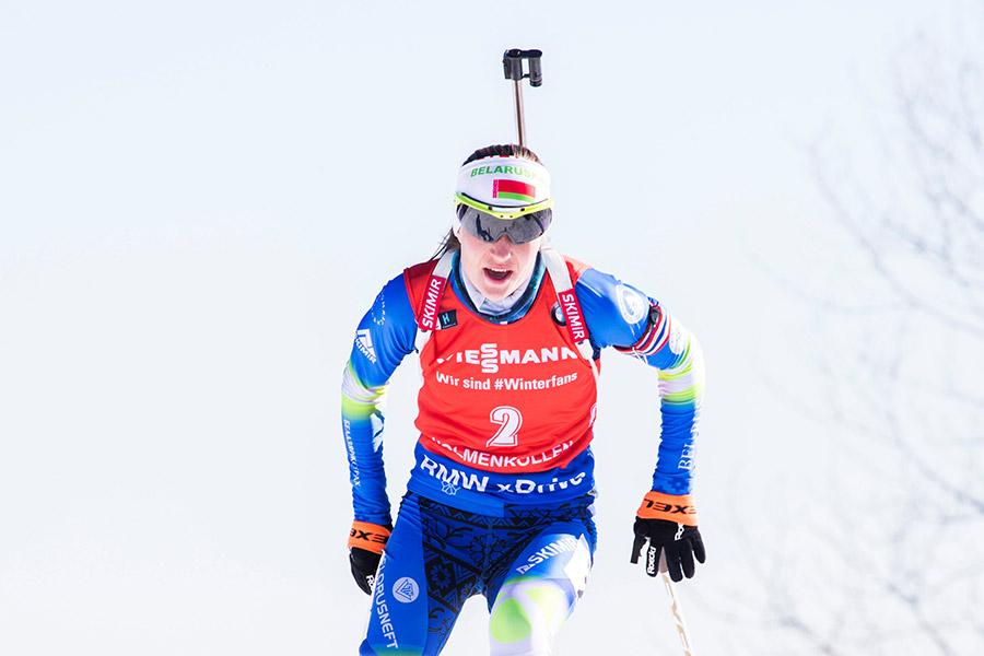Дарья Домрачева: «Рада, что удалось так хорошо провести конец сезона»