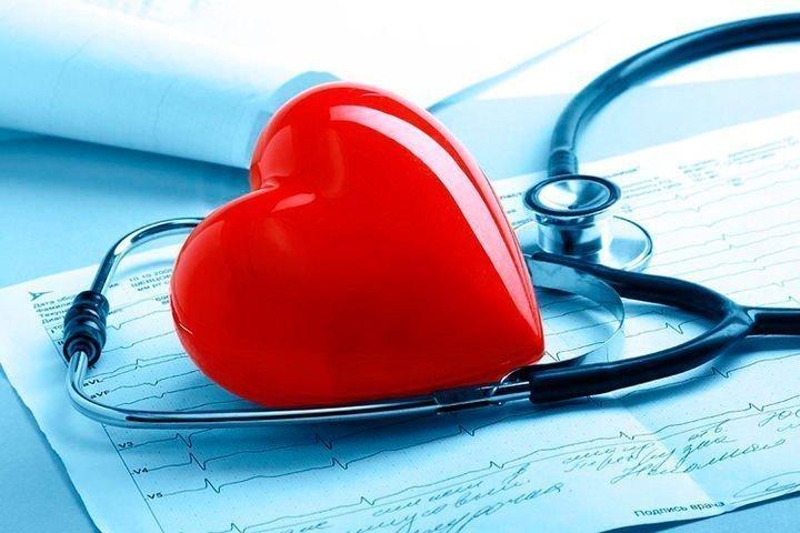 Открытка с днем кардиолога, для юбилея