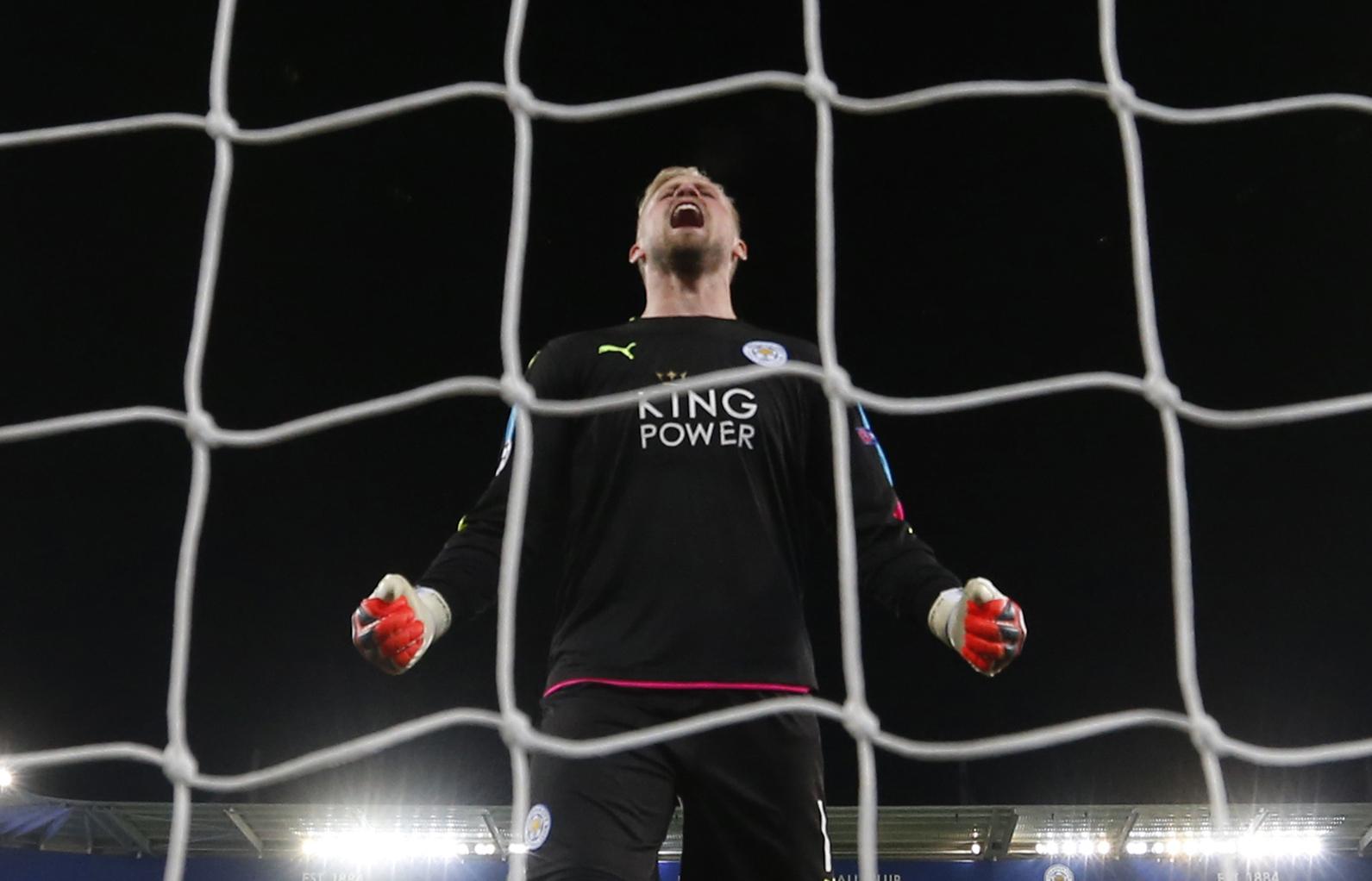 «Лестер» обыграл «Севилью» и впервый раз вышел вчетвертьфинал Лиги чемпионов