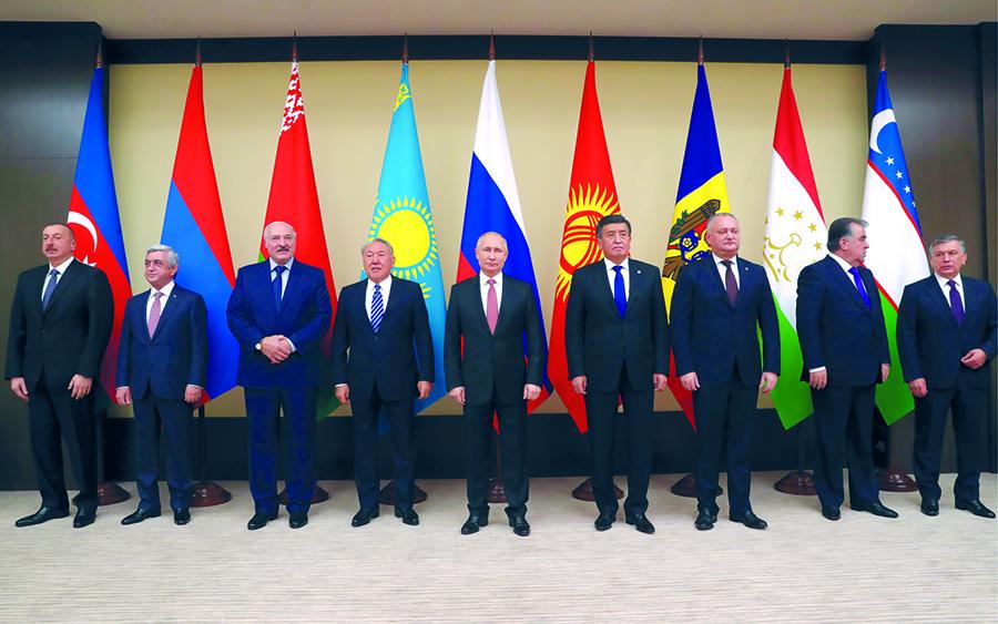 Александр Лукашенко назвал успешными экономические результаты года напространстве СНГ