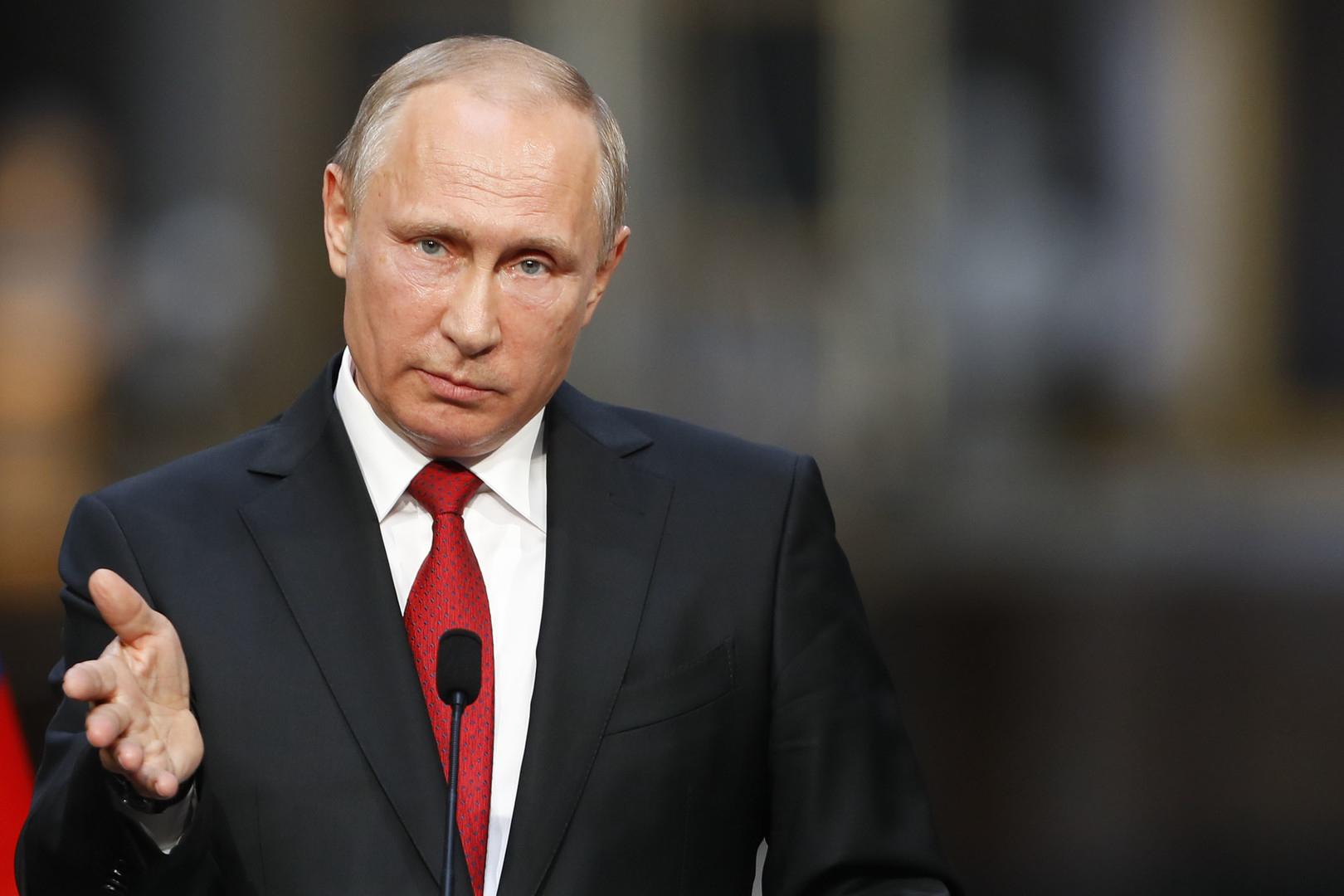 Путин рассказал обупотреблении допинга в Российской Федерации