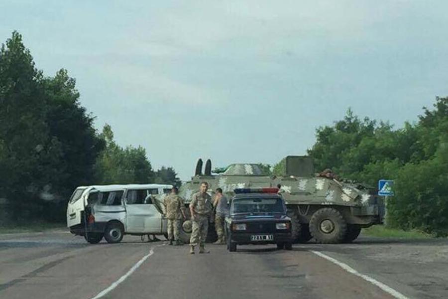 происшествия с белорусами на украине это