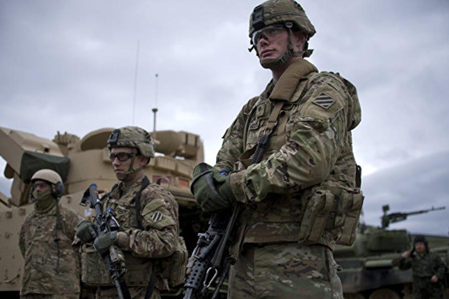 НАТО разыщет статистов нароль русских вучениях