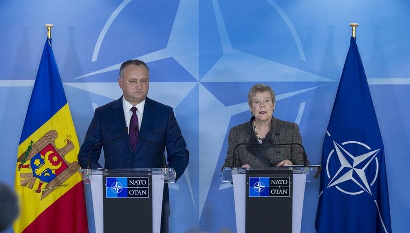 Сегодня вКишиневе откроется Бюро связи НАТО