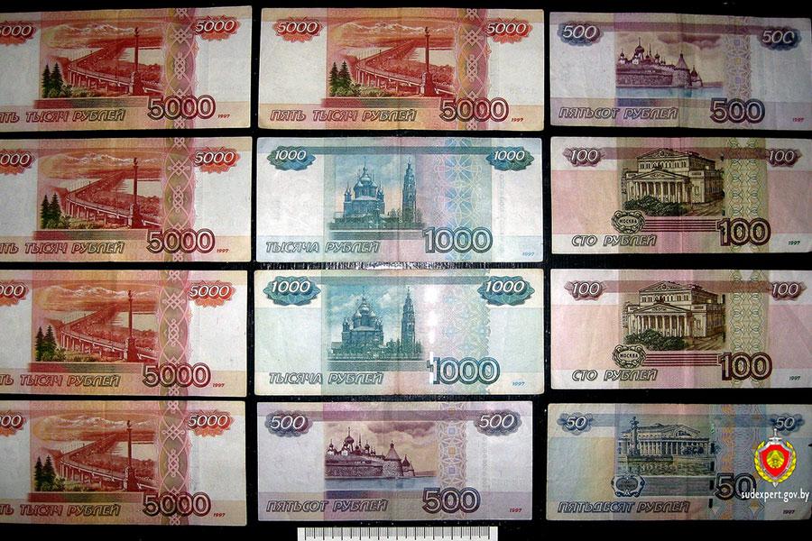 Граждане Столинского района приехали сзаработков из Российской Федерации сфальшивыми деньгами