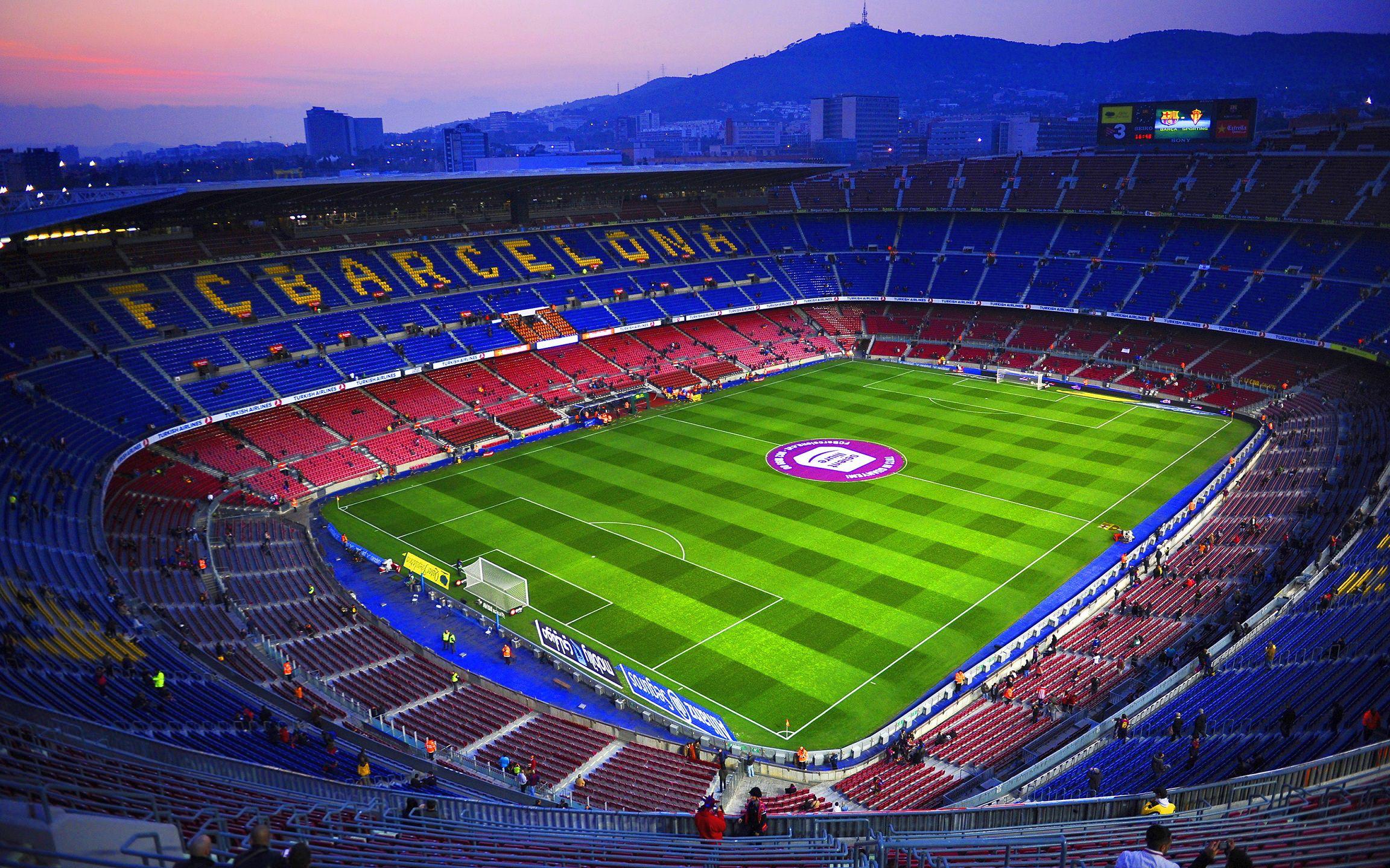 «Барселона» может получить рекордную сумму запереименование «Камп Ноу»