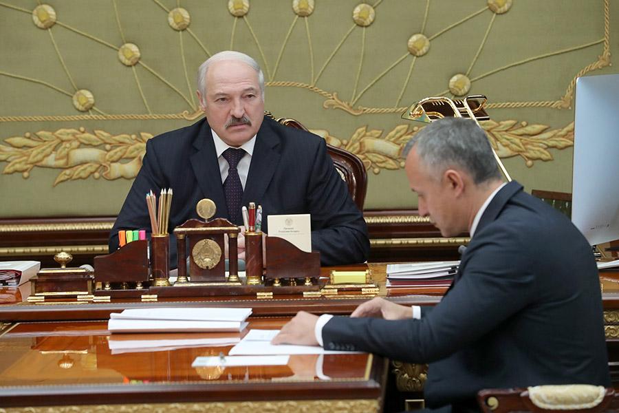 Лукашенко одобрил новый декрет «Оразвитии предпринимательства»