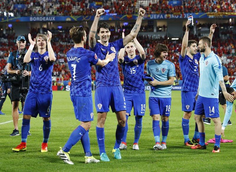 Хорватия евро 2016