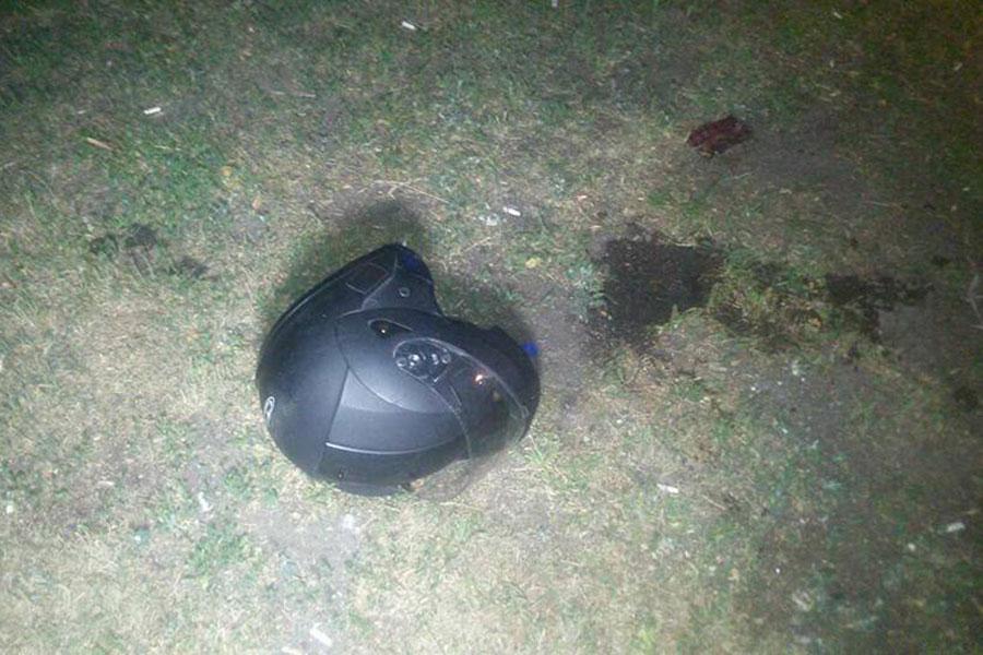 ВКиеве расстреляли мотоциклиста, введен план «Перехват»