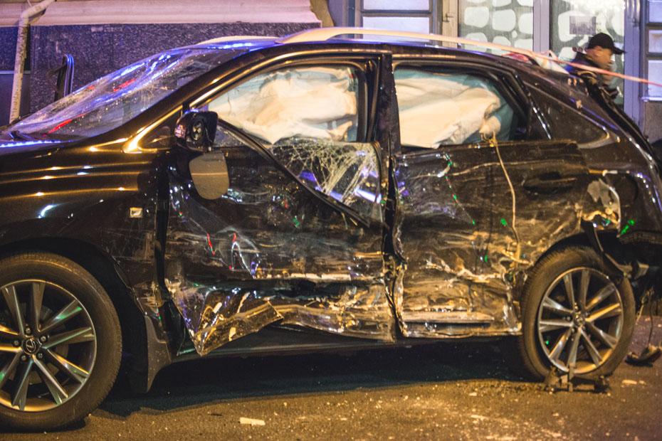 МВД Украины уточнило данные опогибших врезультате дорожно-траспортного происшествия вХарькове