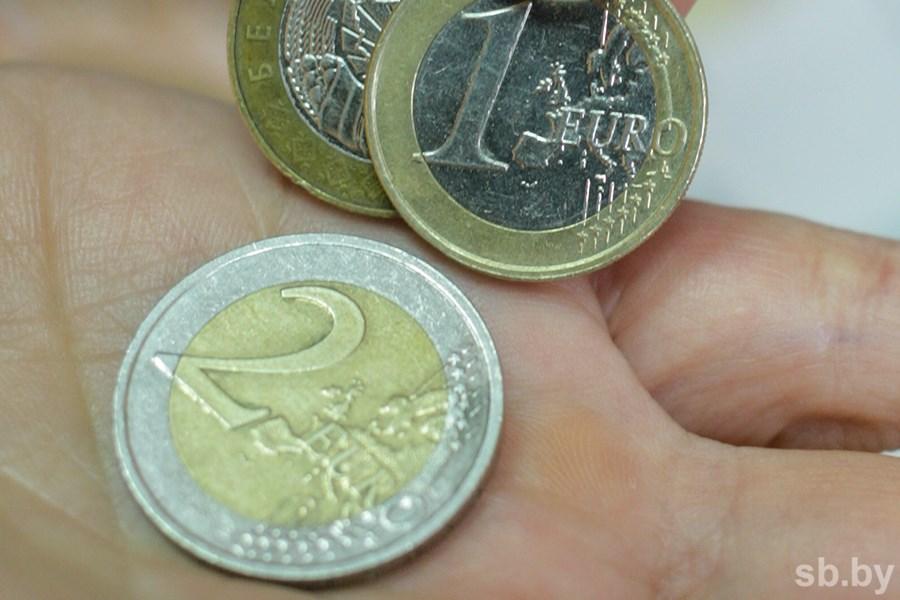 Доллар иевро упали вцене наторгах 20ноября