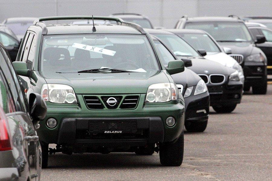 Два перекупщика авто из Кобрина попались на незаконной предпринимательской деятельности