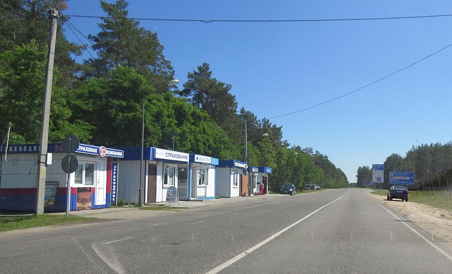 На белорусско-польской границе в Бресте образовался транспортный коллапс